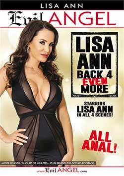 Lisa Ann: Back 4 Even More (2018)