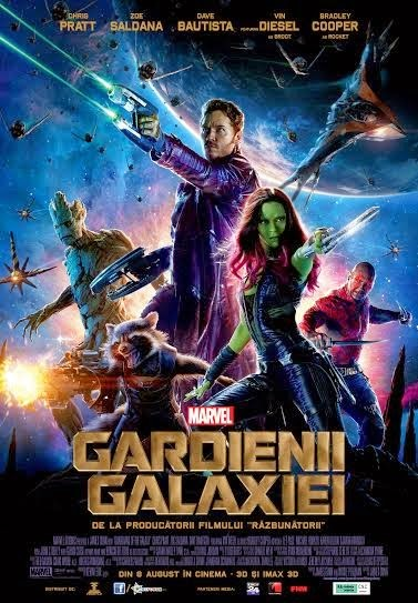 Guardians of the Galaxy 3D (2014) - Gardienii Galaxiei