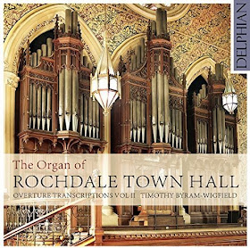 Overture transcriptions from Rochdale Town Hall