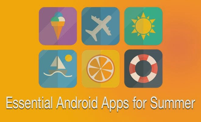 Best Apps Released in this summer for Android App