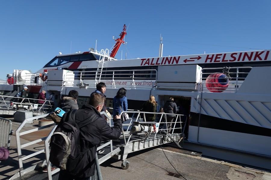 高速船「Karolin」