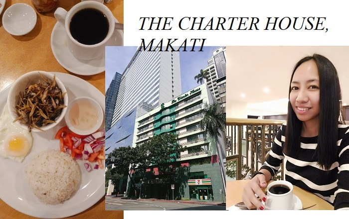 Review: The Charter House Makati