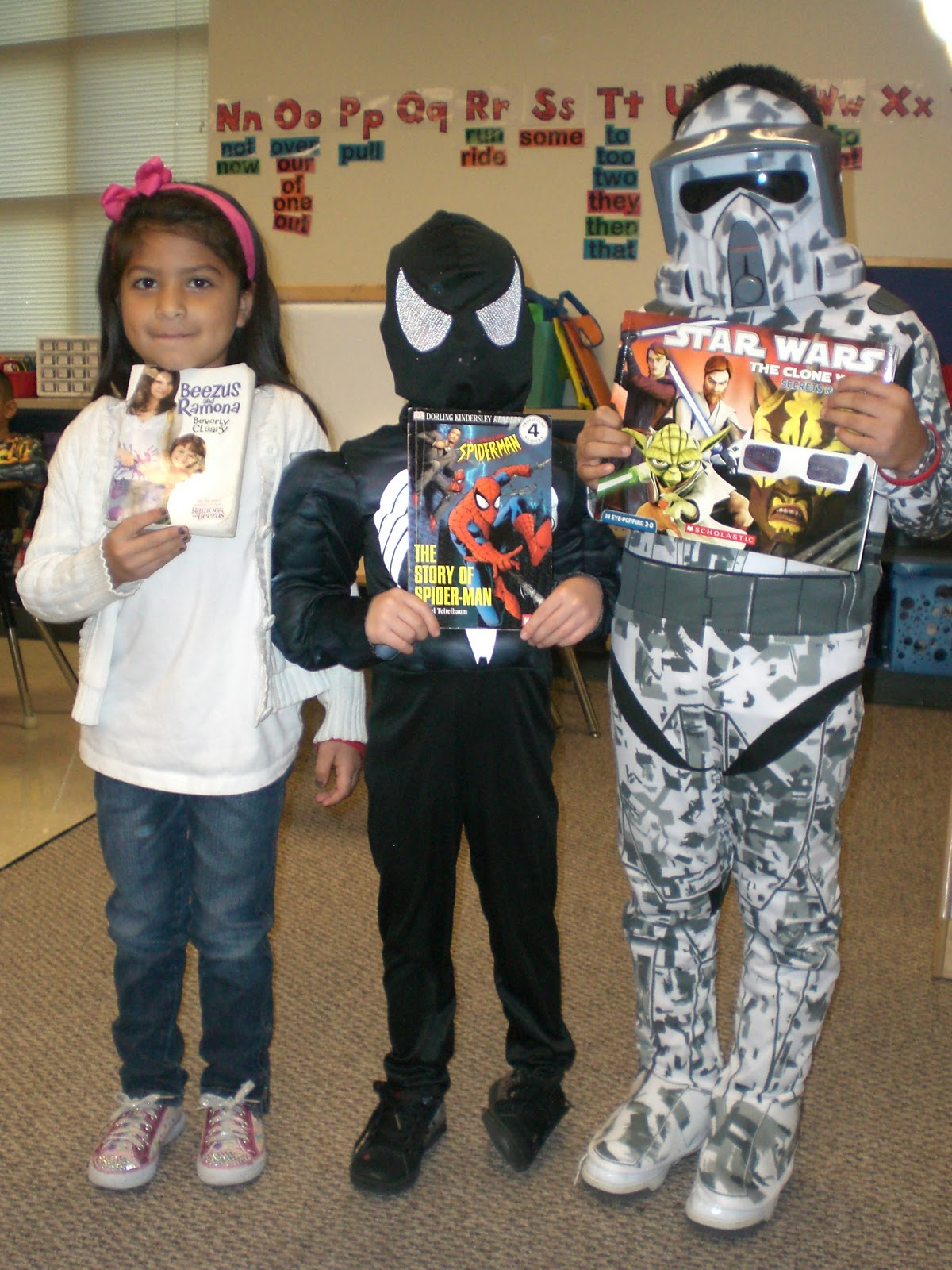 Crayons Scissors And Glue Oh My Character Dress Up Day