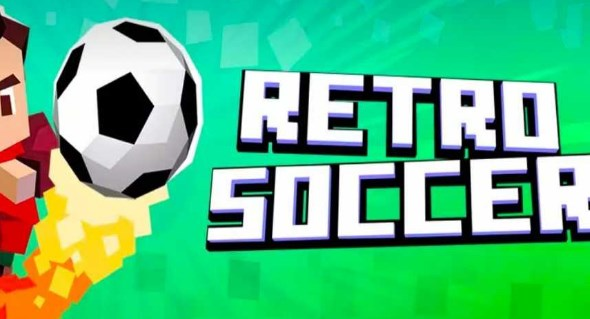 Retro Soccer - Arcade Football Game Apk Free on Android Game