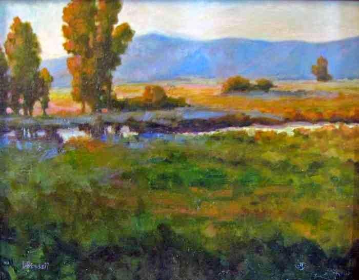 Американская художница. Debra Russell
