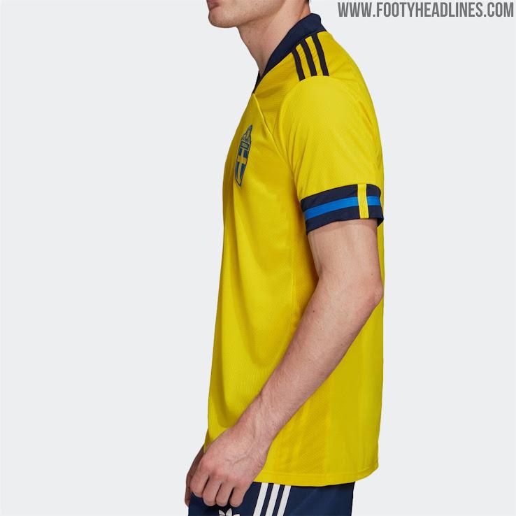 Schweden EM 2020 Heimtrikot Veröffentlicht - Nur Fussball