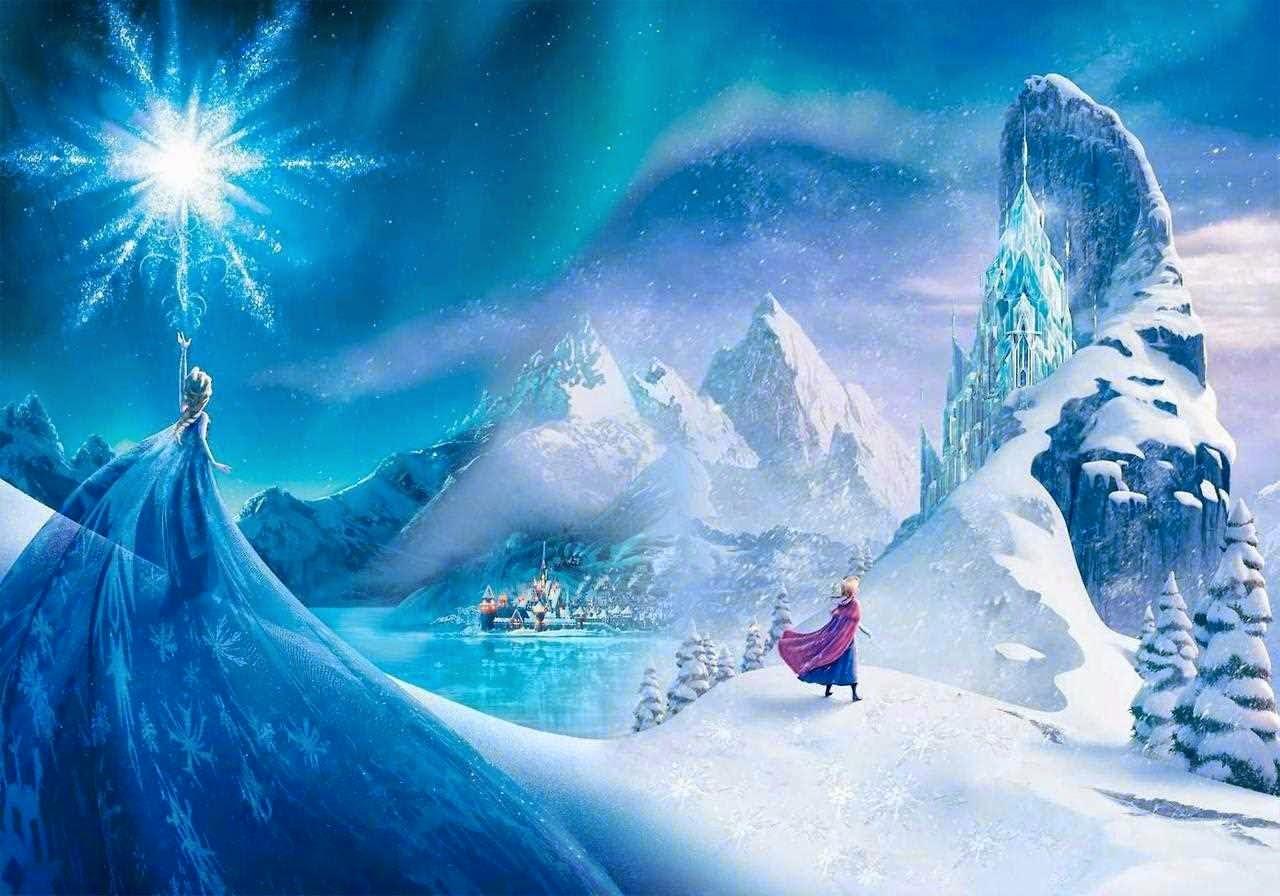 F X Kpop Iphone Wallpaper أجمل الخلفيات لفيلم Frozen ملكة الثلج كل يوم صورة ثقافية