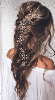 200+ Beautiful Wedding Hairstyles for Brides in 2019-Women ...