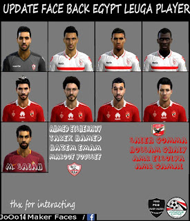 Facepack Egypt PES 2013 BY Jooo 14