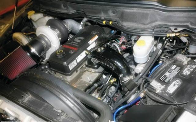 2017 Ram 3500 Dually Diesel