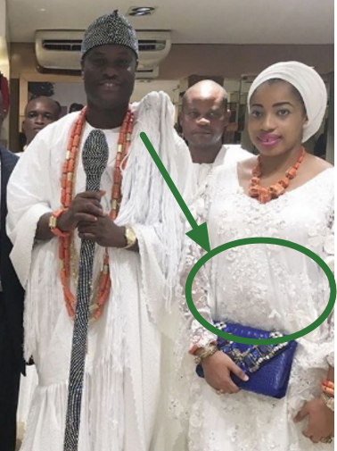 ooni ife wife pregnant