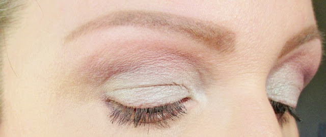Youngblood Rose Quartz and Serenity Eye Look-notesfrommydressingtable.com
