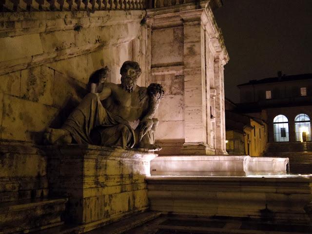ローマ市庁舎 (セナトリオ宮)