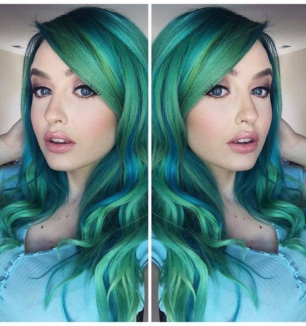 Absolutely Adorable Colors For Long Hair The Haircut Web