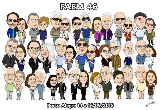 Caricaturista Marcelo Lopes de Lopes - 51 981126179