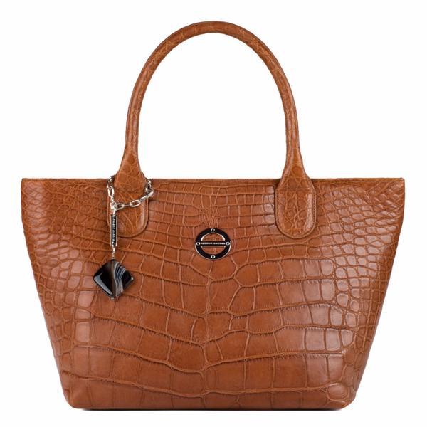 Farbod Barsum   Exotic Skin Handbag Couture!