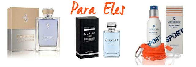 Perfumes para presentear no Dia dos Namorados