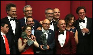 Goya 2019: Campeones