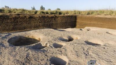 أقدم قرية أثرية في منطقة الدلتا