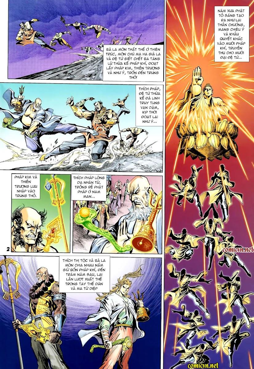 Đại Đường Uy Long chapter 93 trang 2