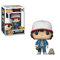 Pop! TV: Stranger Things - Dustin with Dart Hot Topic
