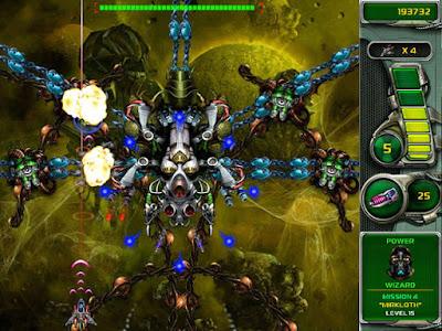 game Star Defender 4