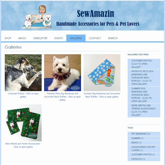 SewAmazin on Indiemade | Photo Galleries
