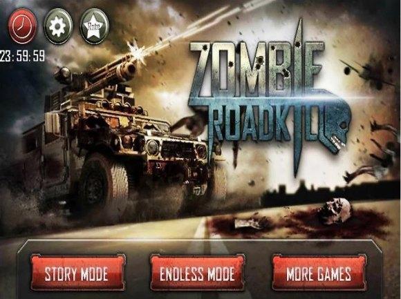 تحميل لعبة مدينة الزومبي download Zombie Roadkill 3D للموبايل الاندرويد