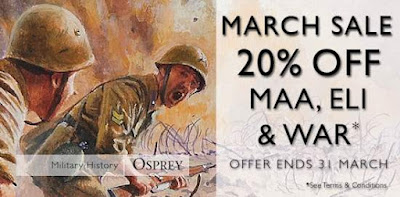Osprey: March Sale