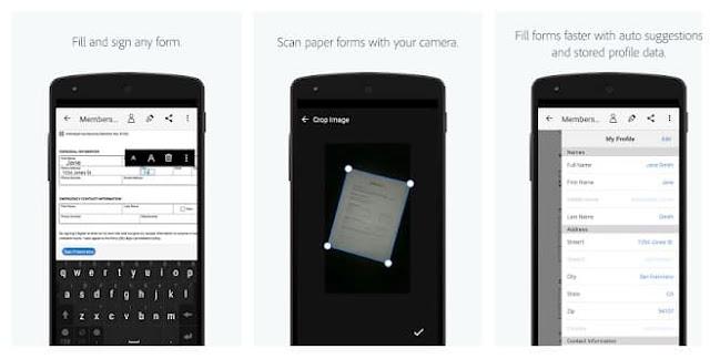 Aplikasi PDF Editor Gratis Terbaik untuk Android