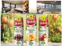 Logo Concorso ''Con Bravo Bio vinci l'incanto della natura'': in palio 12 soggiorni da sogno