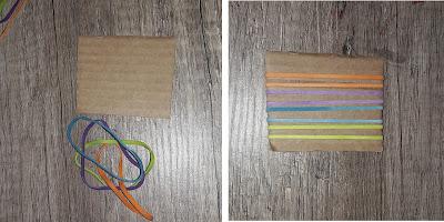 idées recyclage boite à toucher sensoriel éveil atelier petit facile tuto