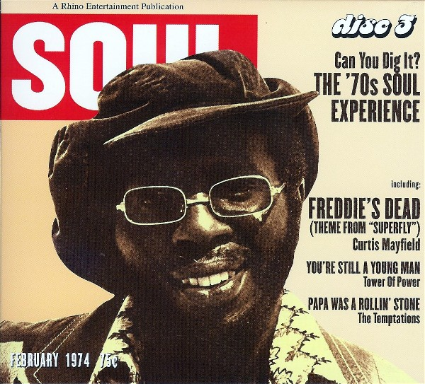Touch Your Soul: Can You Dig It? The '70s Soul Experience