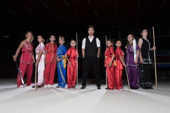 Българският отбор по Ушу