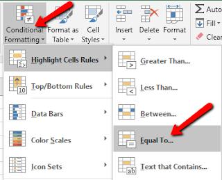 Fungsi Fitur Conditional Formatting untuk Menandai Sel dalam Excel