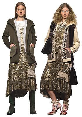 69d0226cced1a Mas, no dicionário da moda contemporânea, o correto tem de ser desafiado,  quebrado, corrompido.