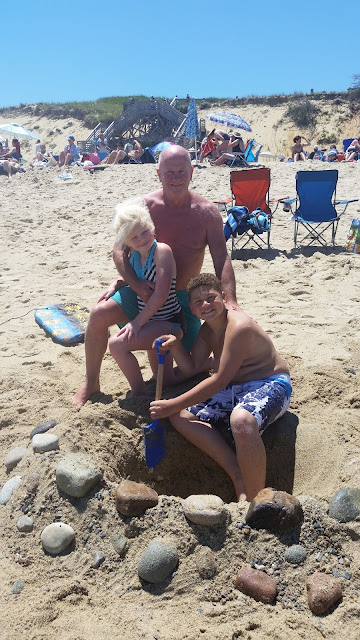 Cape Cod 2016 --How Did I Get Here? My Amazing Genealogy Journey