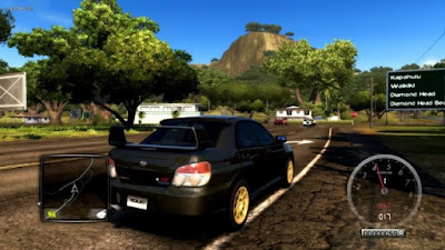 Test Drive Unlimited 2 Gameplay