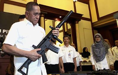 Menteri Pertahanan Indonesia Minta Fiji Ajak Negara Pasifik Tolak ULMWP Masuk MSG