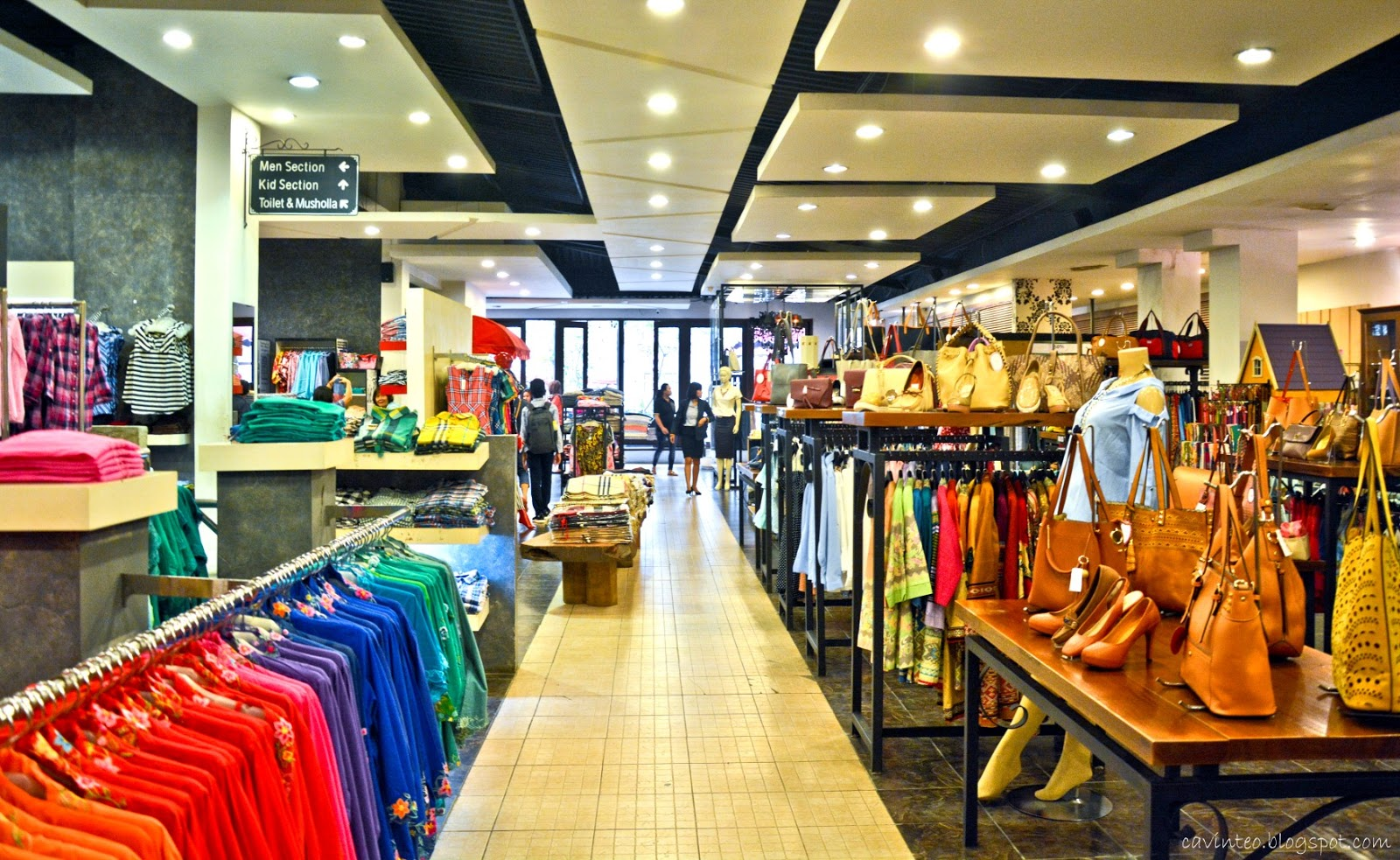 62f5cfec7ac Entree Kibbles: Branded Factory Outlet Shopping - Rumah Mode, Secret ...