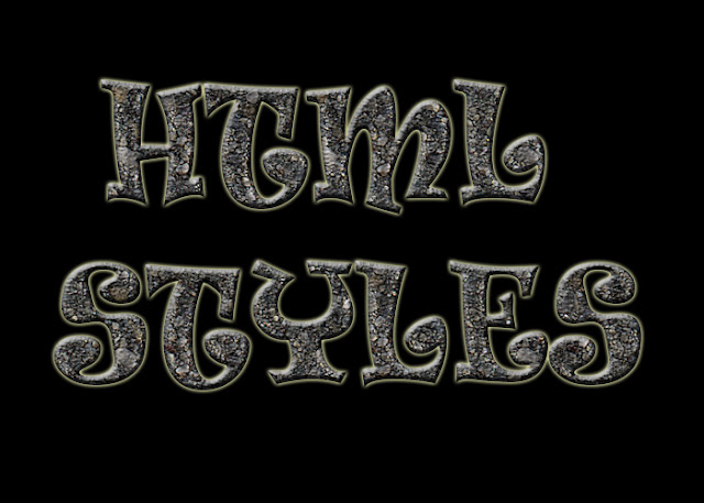 HTML Styles #6 in Urdu