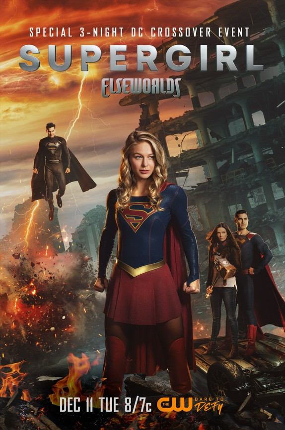 Supergirl - Season 4 Episode 09: Elseworlds, Part 3
