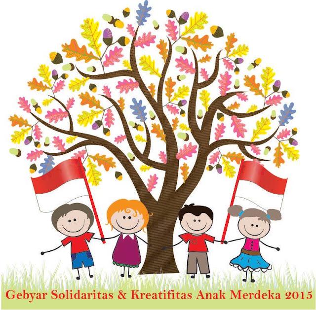 Gebyar Solidaritas Dan Kreatifitas Anak Merdeka 2015