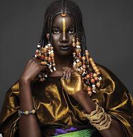 tribal wear, black women, african women