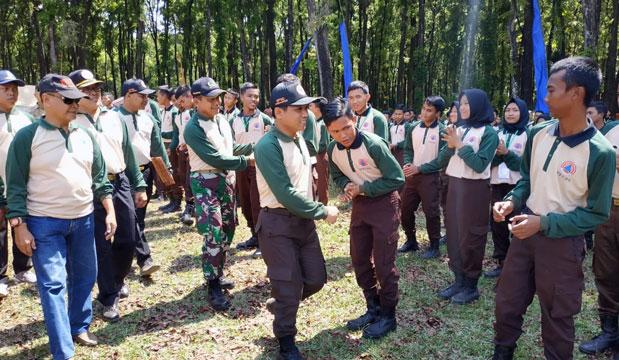 Jambore Organisasi Siswa Tanggap Bencana