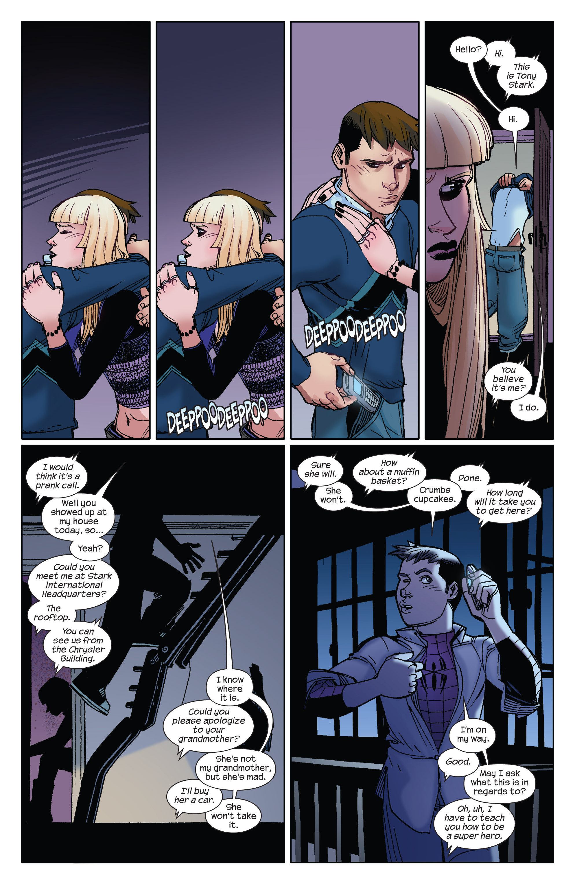 Read online Ultimate Spider-Man (2009) comic -  Issue #152 - 20