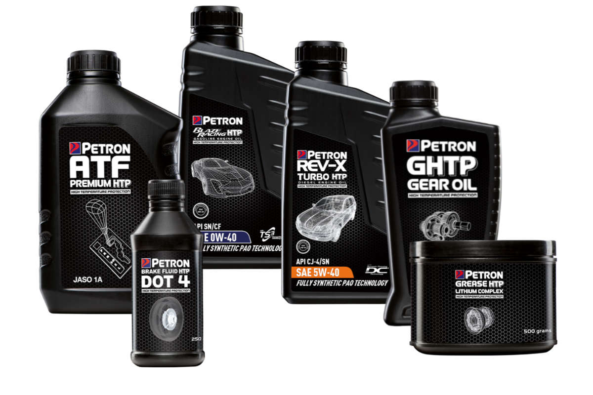Adding Brake Fluid >> Petron's New Line of Engine Oils is Specially Made for ...