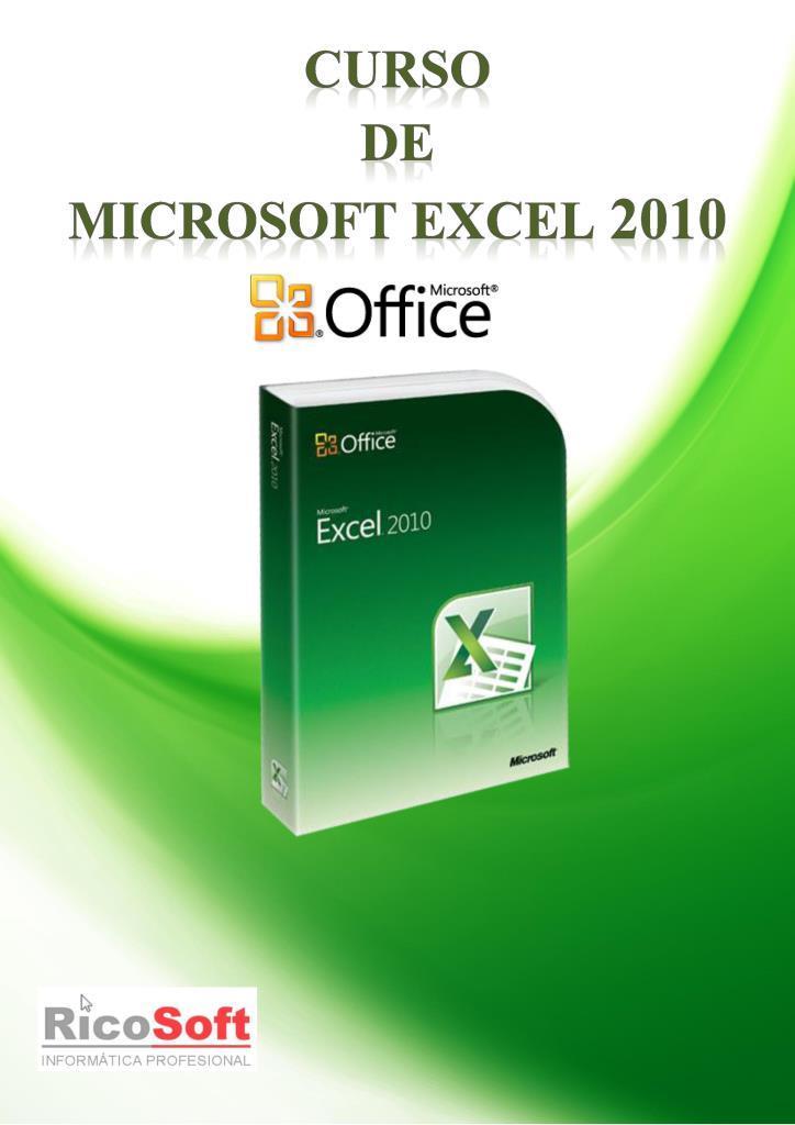 Curso de Microsoft Excel 2010 – AulaClic