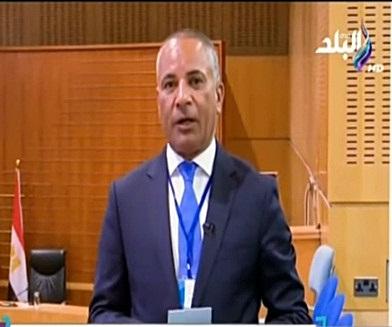 برنامج على مسئوليتى حلقة الإثنين 20-11-2017 مع أحمد موسى و حوار مع رئيس البرلمان القبرصي ديميتري سالورس