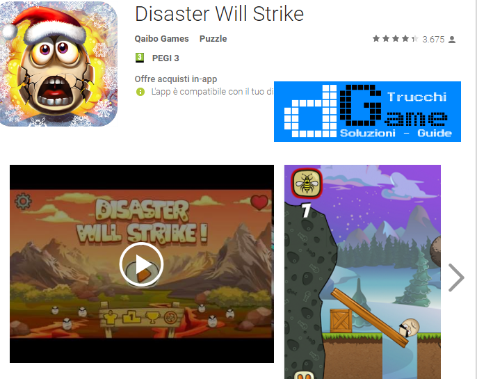 Soluzioni Disaster Will Strike livello 93-94-95-96-97-98-99-100 | Trucchi e Walkthrough level